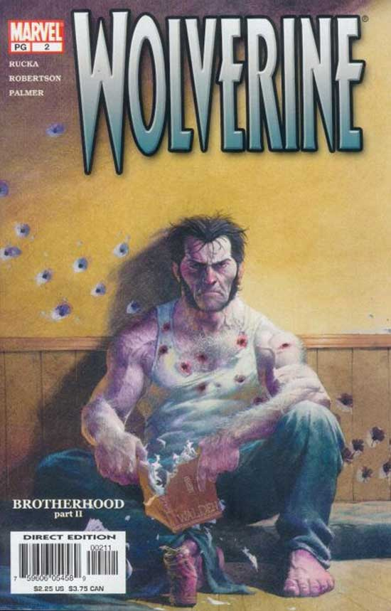 Wolverine (Vol. 2) #2 by Esad Ribic