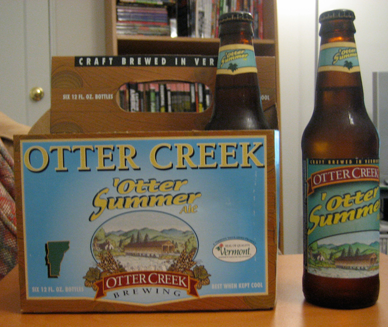 Otter Creek 'Otter Summer Ale