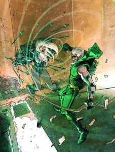 Green Arrow/Black Canary #20