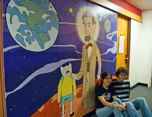 """""""That. Mural. Is...AWESOME!"""""""