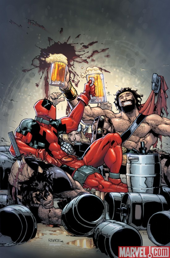 Man, I want to drink with these dudes!