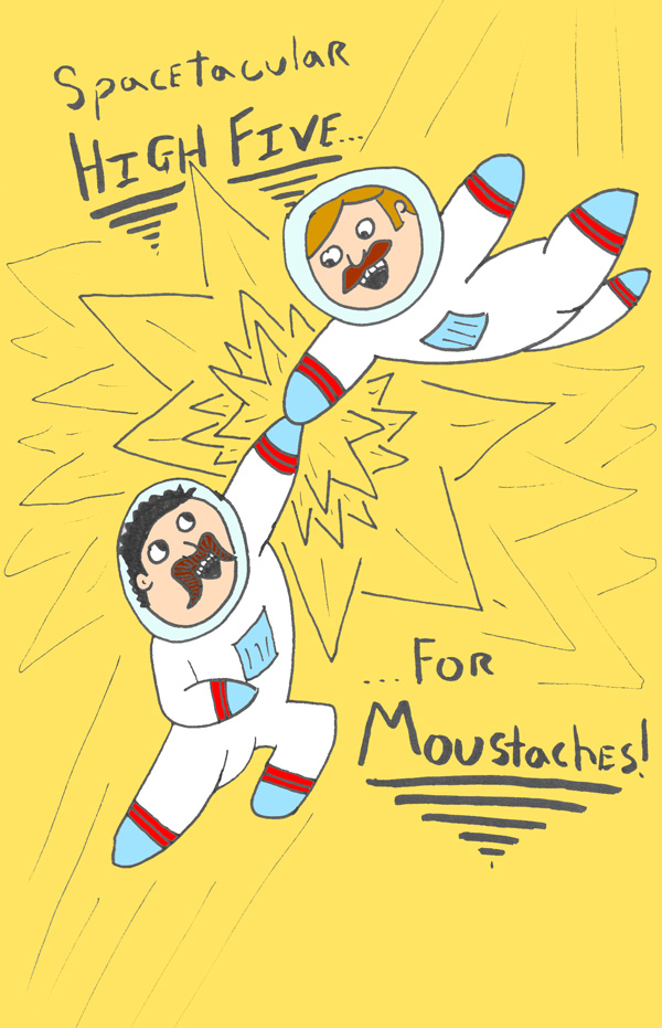 Pretty cool, right? So cool that you're feeling the urge to <a href= http://us.movember.com/mospace/12430>DONATE NOW</a>, I'd wager!