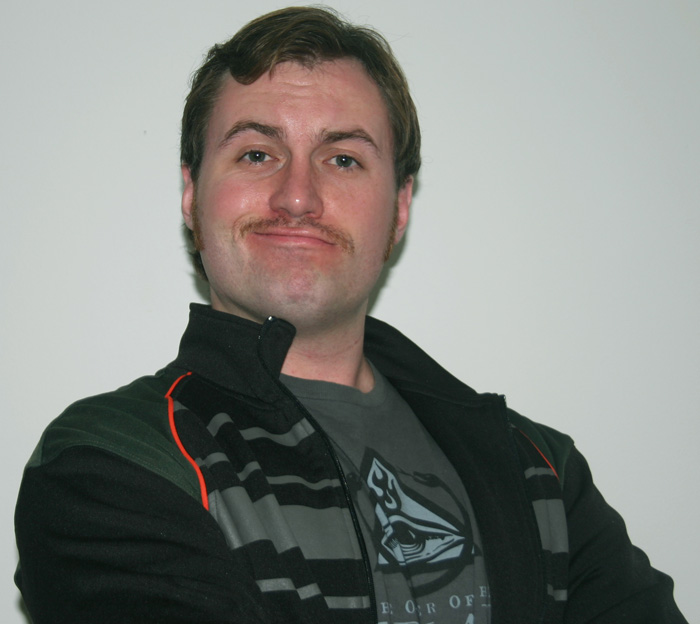 Jim Gibbons: Movember 10, 2009