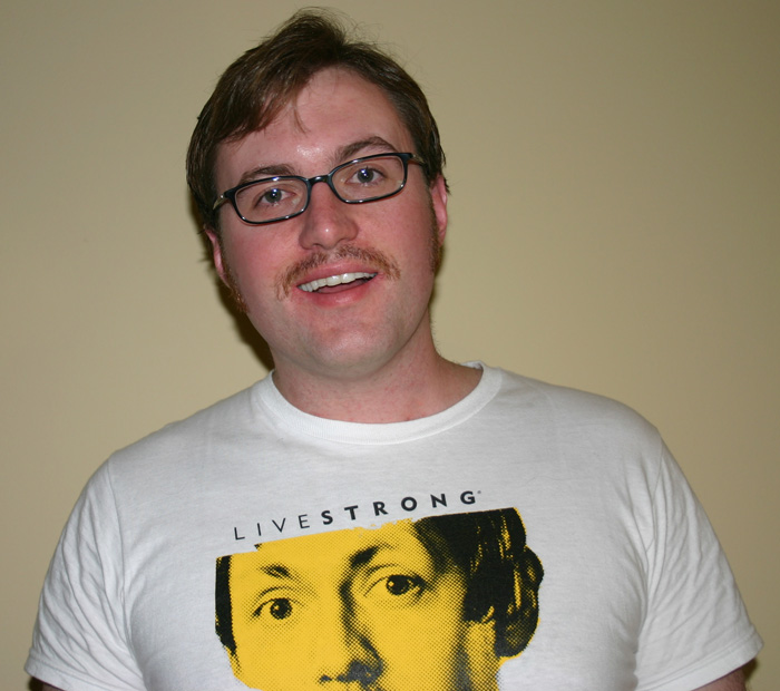 Jim Gibbons: Movember 14, 2009