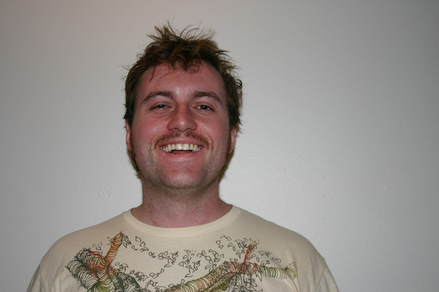 "Jim ""Exhausted"" Gibbons: Movember 16, 2009"