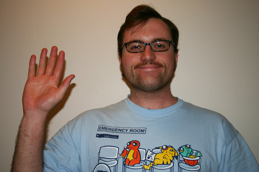 Jim Gibbons: Movember 18, 2009