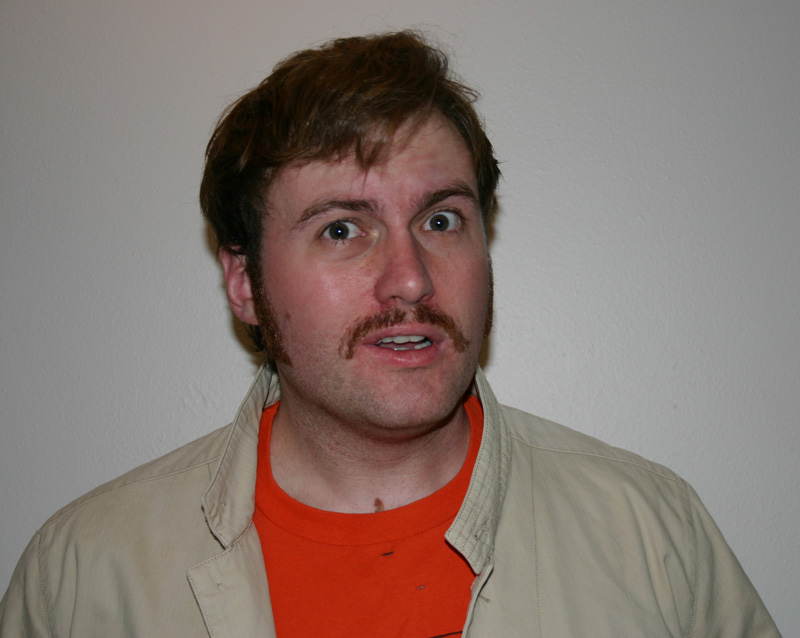 Jim Gibbons: Movember 27, 2009