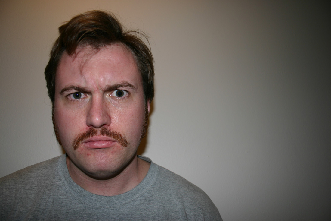 Jim Gibbons: Movember 29, 2009