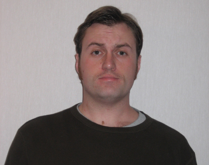 Jim Gibbons (looking super tired): Movember 4, 2009