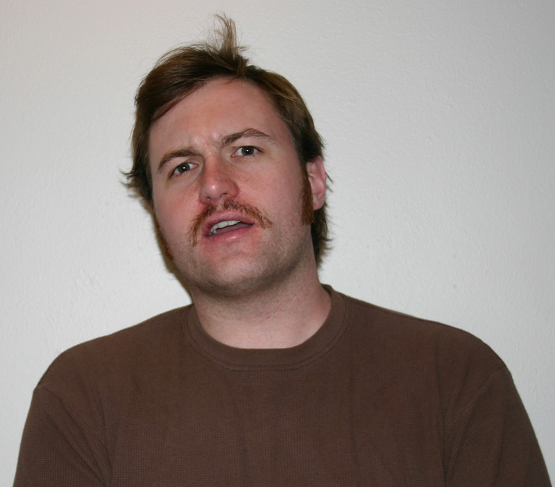 Jim Gibbons: Movember 22, 2009