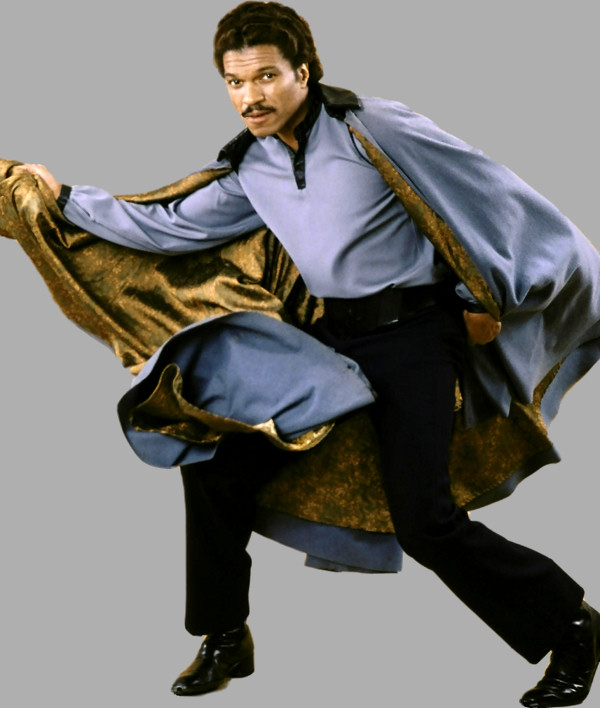"Lando Calrissian, ""Star Wars"""