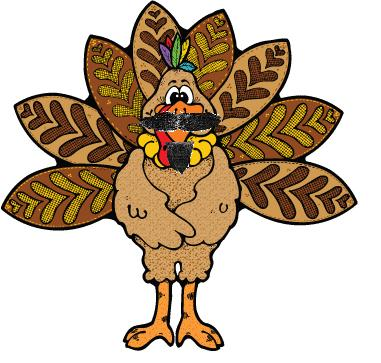 Image result for thanksgiving turkeys with mustache