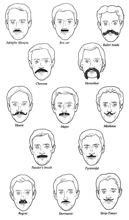 Wondrous Buy My Mustache Style Rights This Movember Enemy Of Peanuts Short Hairstyles Gunalazisus
