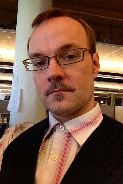 Christian Lipski: Movember 30, 2012 (Northwest)