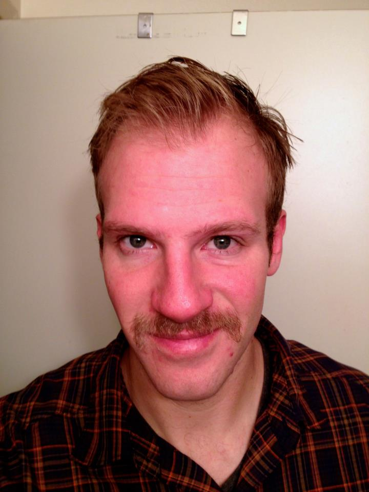 Kyle Johnson: Movember 30, 2012 (Northwest)