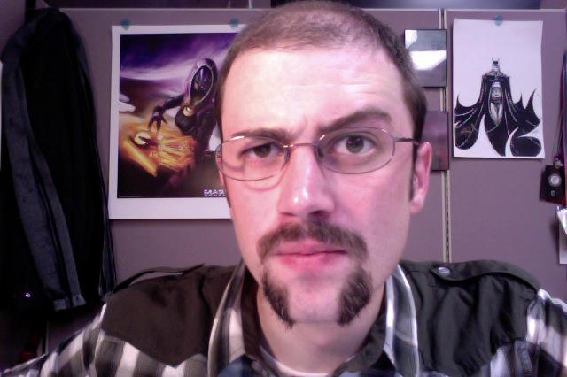 Spencer Newlin-Cushing: Movember 30, 2012 (Northwest)