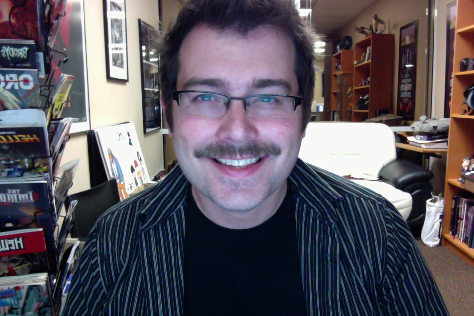 Chris Tongue: Movember 30, 2012 (Northwest)