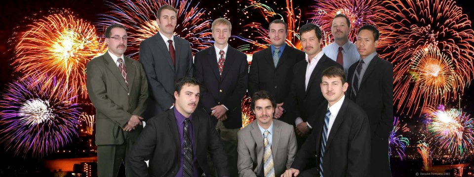 Medline Mo Bros... and fireworks!